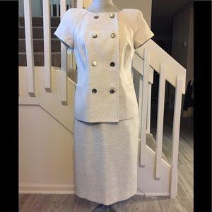 Calvin Klein Skirt Suit NWOT